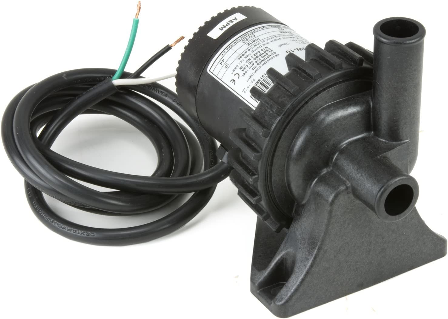 Laing 74427 3 4 Barbed In Out Hose Connections And 48 Cord