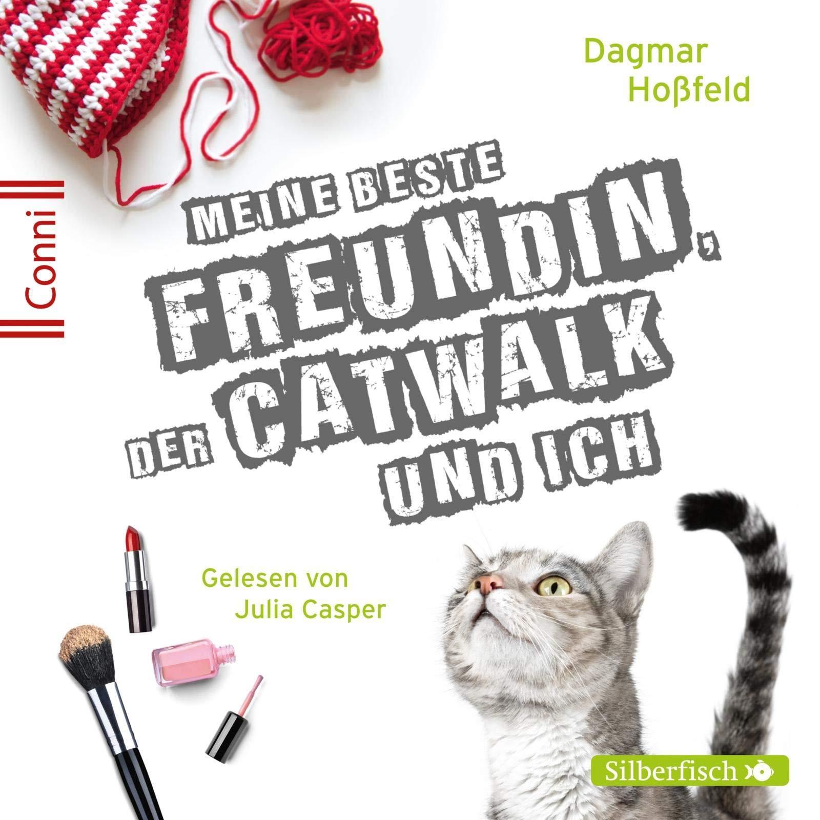 Conni 15 3 Meine Beste Freundin Der Catwalk Und Ich 2 Cds 3 Amazon De Hossfeld Dagmar Casper Julia Bucher