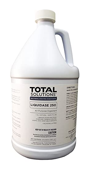 liquidase 250- multiusos líquido digestant, para sistemas de ...