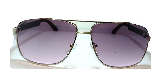 08ff7a5893 Reebok Unisex Caravan 100% UV Protected Sunglasses (Violet Lens ...