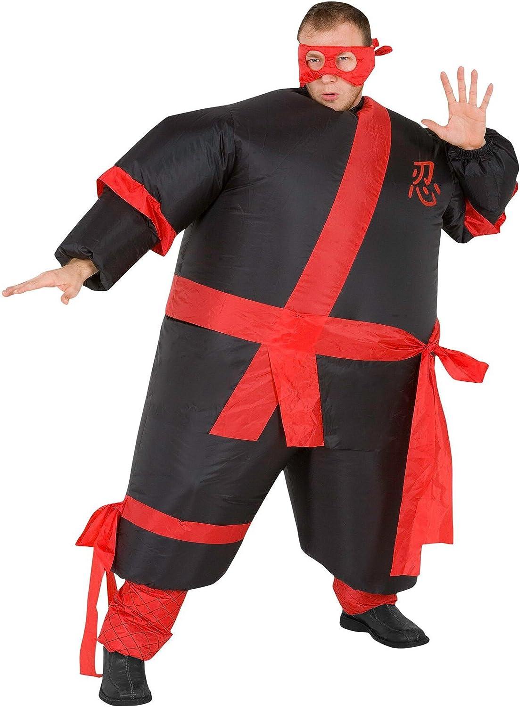 Amazon.com: Ninja Inflatable Costume Adult: Clothing