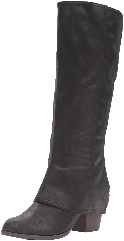 Fergalicious Women's Lundry Western Boot B01DQK4YIY 10 B(M) US|Black
