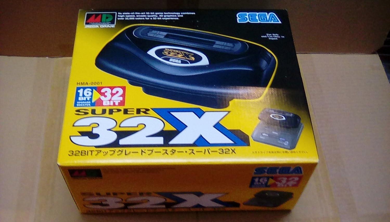 スーパー32X 本体: Amazon.es: Videojuegos