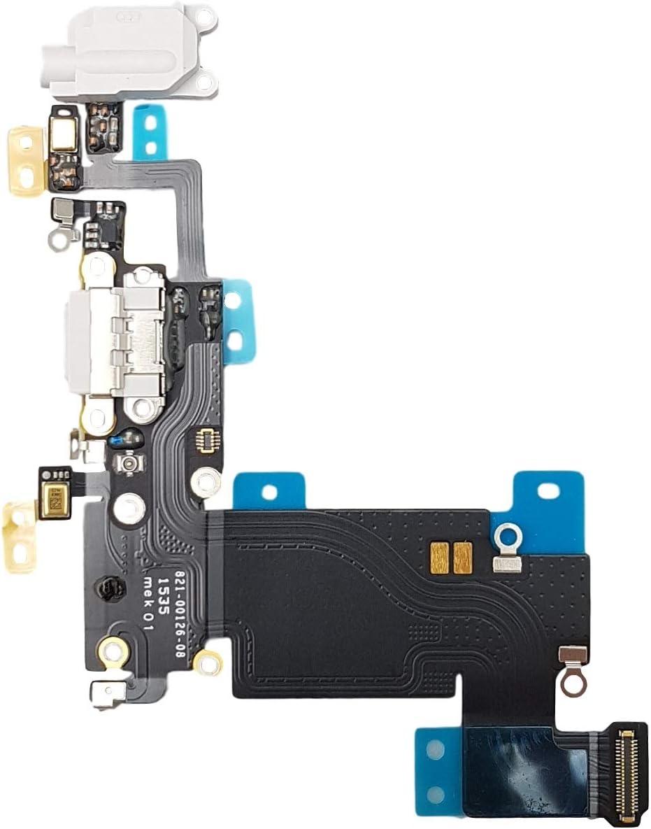 Smartex® Conector de Carga de Repuesto Compatible con iPhone ...