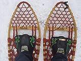 Qiaoden Lifetime Snowshoe Bindings