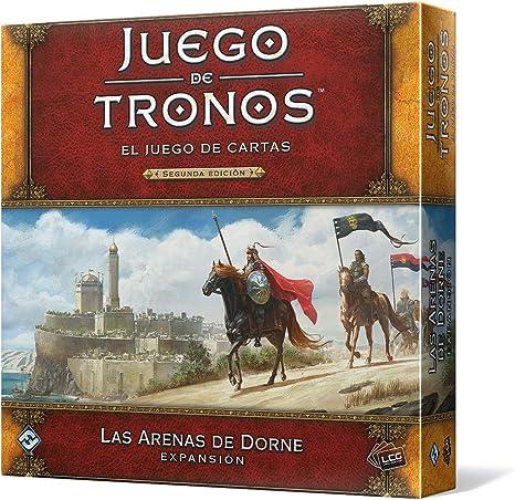 Fantasy Flight Games Juego de Tronos LCG: Las Arenas de Dorne - Español, Multicolor (FFGT30): Amazon.es: Juguetes y juegos