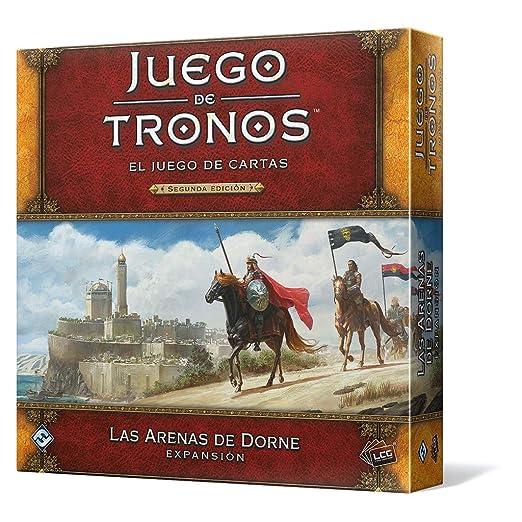 Fantasy Flight Games Juego de Tronos LCG: Las Arenas de Dorne ...
