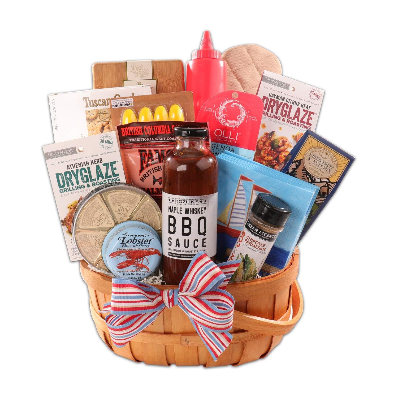 Summertime Flavors Gift Basket