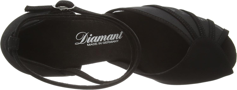 Flare Heel Shoe 5.0 cm Diamant Womens Model 020-2