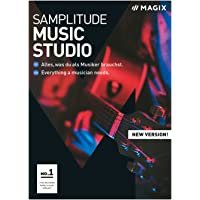 MAGIX Samplitude Music Studio – Version 2019 – das komplette Studio zum Komponieren, Aufnehmen, Mixen und Mastern. [Download]