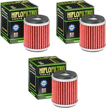 Hiflo 3x /Ölfilter WR 250 R 2009-2014 HF140