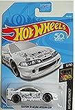 Hot Wheels NIGHTBURNERZ 6/10, Custom '01 Acura Integra 213/365 50TH Anniversary Card