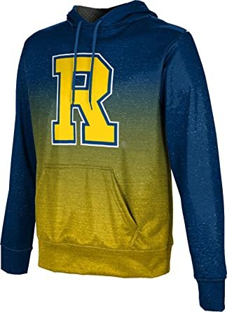 Prosphere University Of Rochester Men S Pullover Hoodie Ombre At