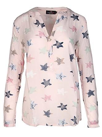 Zwillingsherz Camisas - Para Mujer  Amazon.es  Ropa y accesorios 80109e5a1852