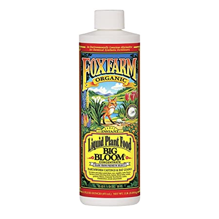 Fox Farm-Liquid Concentrate Fertilizer (Big Bloom)