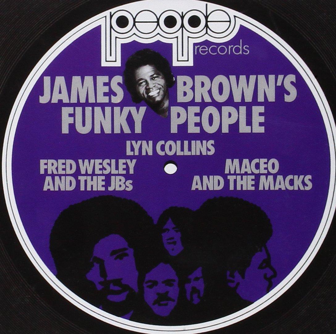 Jame Brown's Funky People by BROWN,JAMES
