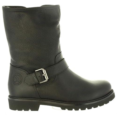 510d6d4a9652a3 Panama Jack Women Boots SINGAPUR B22 NAPA Grass Negro  Amazon.co.uk ...