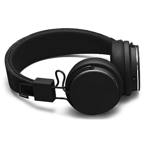 3670f8e2298 Amazon.com: Urbanears Plattan 2 On-Ear Headphone, Black (04091668):  Electronics