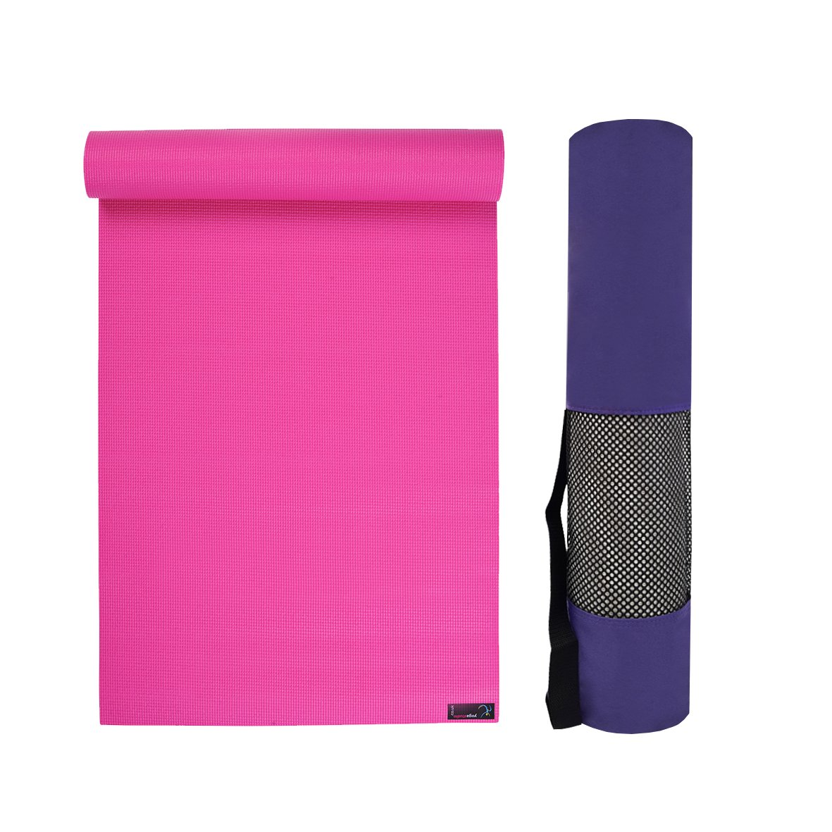 Yoga Studio Basic - Esterilla de Yoga (61 x 183 cm ...