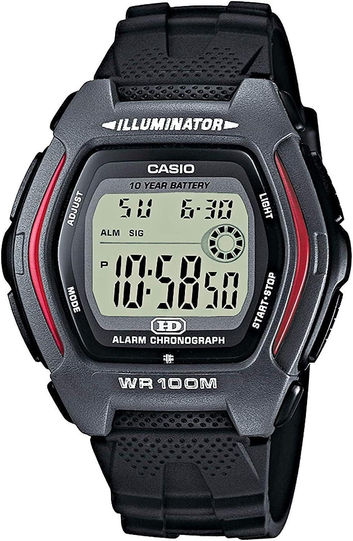 Casio Reloj de Pulsera HDD-600-1AVES