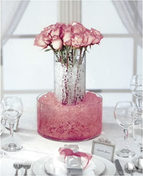 ideas for flower vase fillers with natural green flower.htm amazon com vase filler 1 lb pkg water storing jelly crystals  amazon com vase filler 1 lb pkg