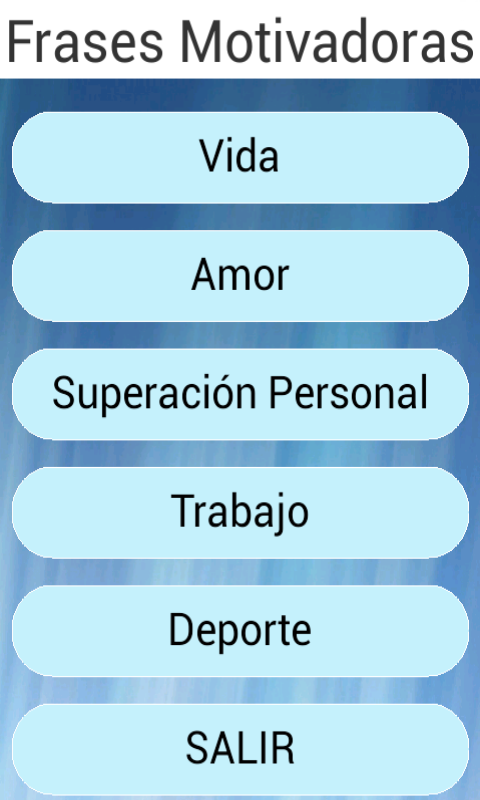 Amazon Com Frases Motivacion Appstore For Android