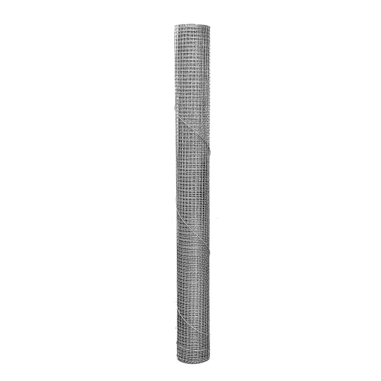 Amazon.com : 1/4 Inch Mesh 24 Inch Tall x 5 Feet Long Hardware Cloth ...