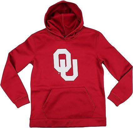 Champion NCAA Boys NCAA Youth Long Sleeve Fleece Hoodie Boys Collegiate Sweatshirt