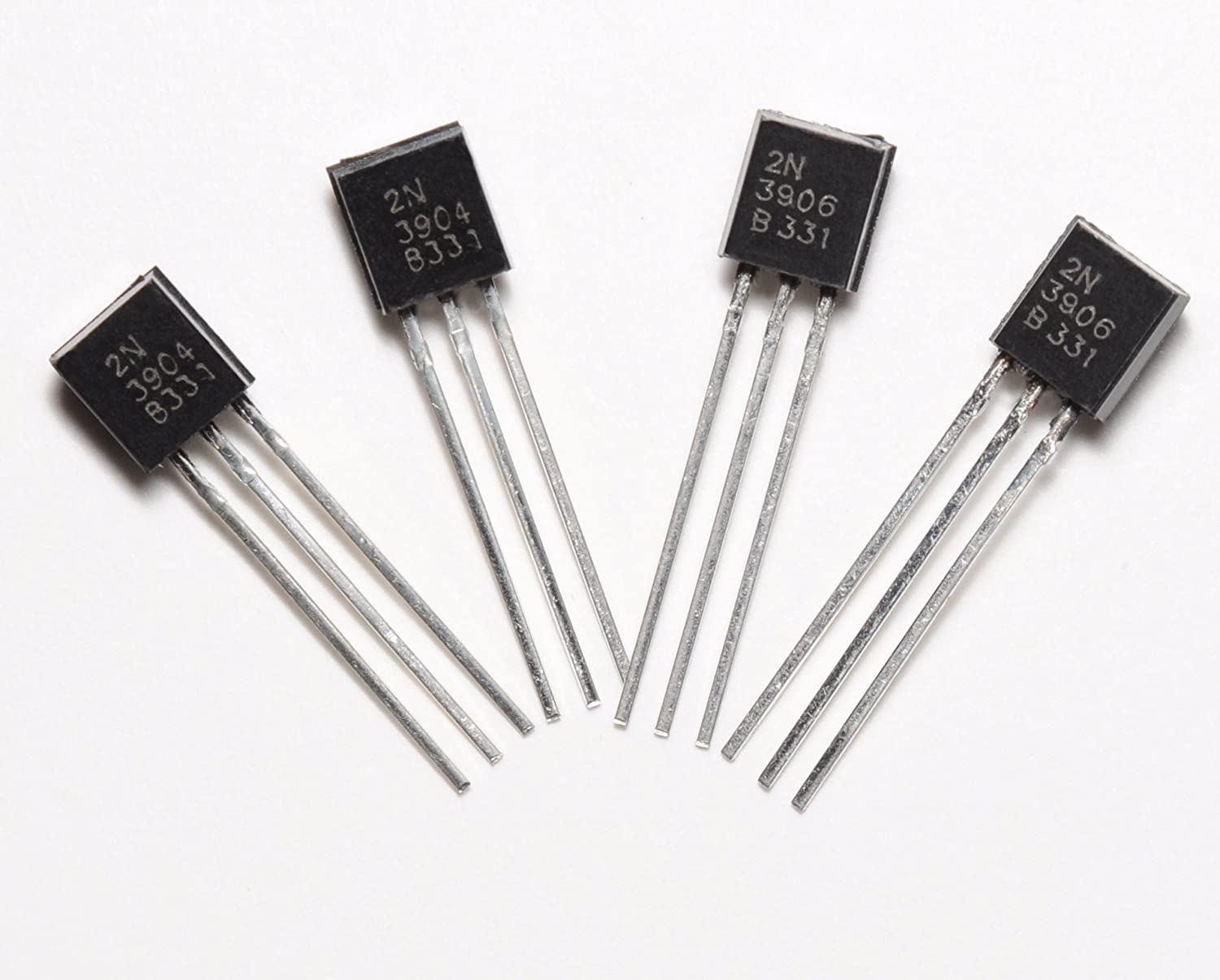 Npn And Pnp Transistor Pack 40 Home Audio Theater Kinds Of Transistors Are I Ii