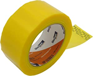 """Shurtape HP-200C/YEL2110 HP-200C Production-Grade Colored Packaging Tape: 2"""" x 110 yd, Yellow"""