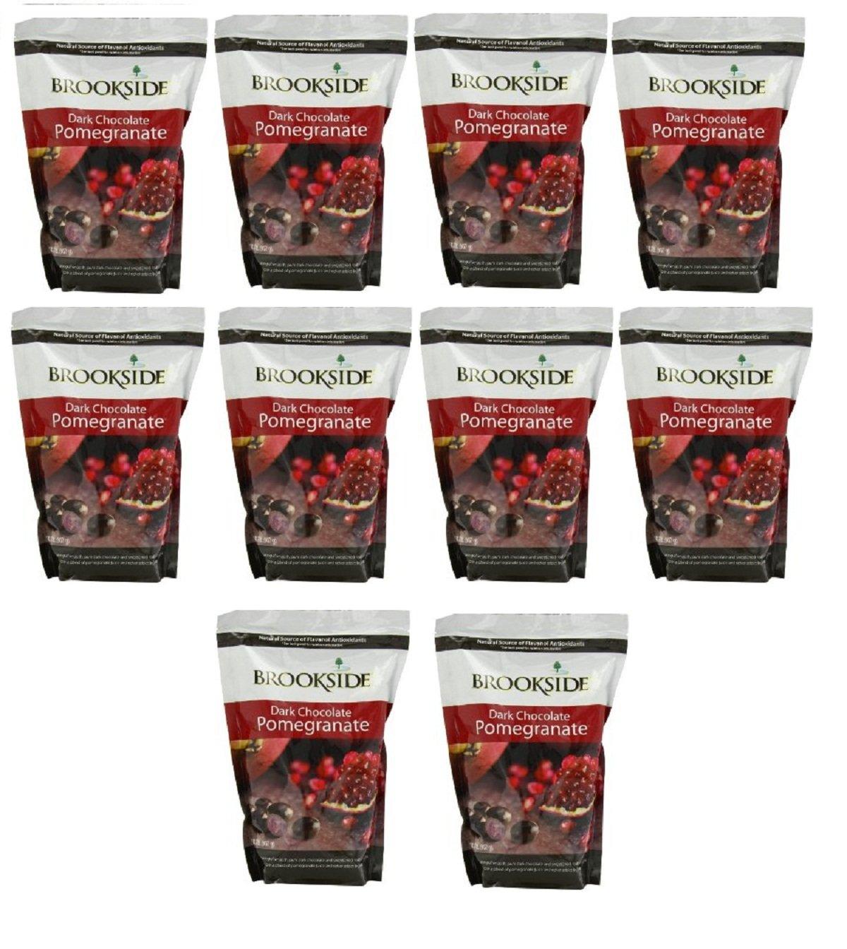 Amazon.com : Brookside Dark Chocolate Pomegranate and Fruit ...