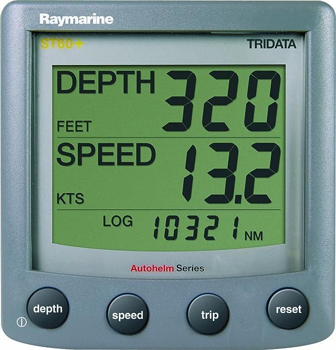 Raymarine ST60 Plus-Tridata - Repetidor: Amazon.es: Deportes y aire libre