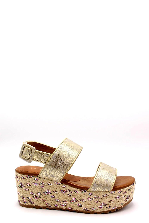 CAFéNOIR - KHA931 - Sandale Sandale Bride - ARRIER - 17935 Platine - 7fd679b - shopssong.space