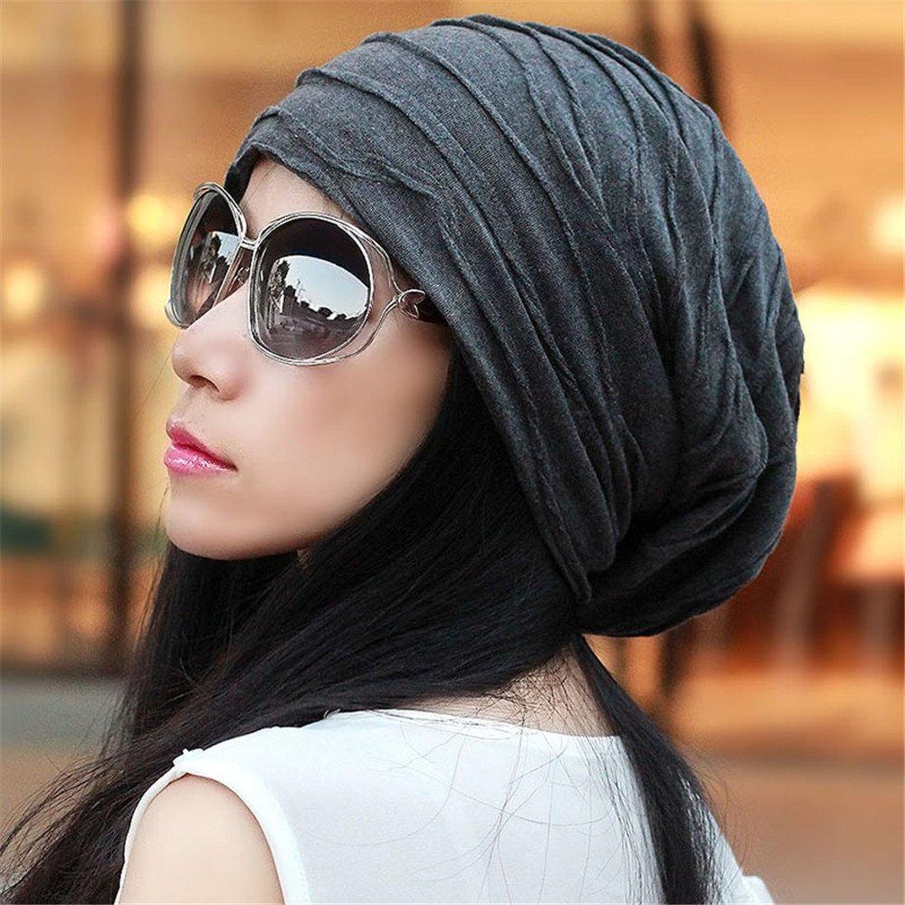Hat e turbante hat cappuccio di testa palo cappuccio di testa per circonferenza testa 55cm-62cm mese...