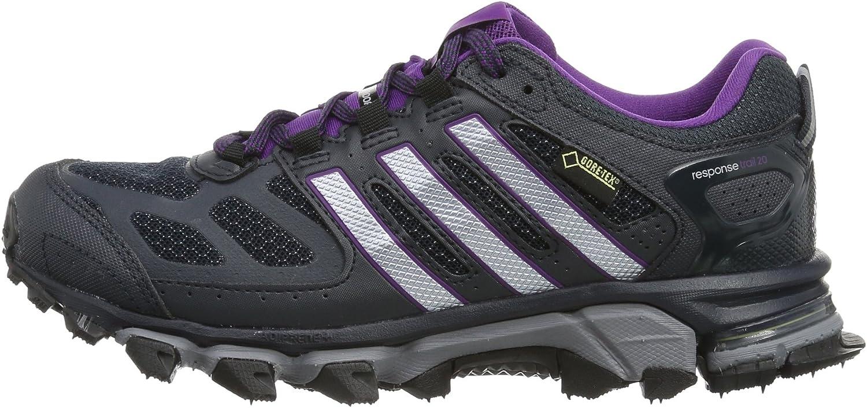Adidas Response Trail 20 W GTX D66686 - Zapatos para Correr para Mujer, Color Gris, Talla 38: Amazon.es: Zapatos y complementos