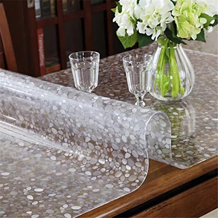 LovePads 15mm Thick 54 X Inches Table Protector For Dining Room Square