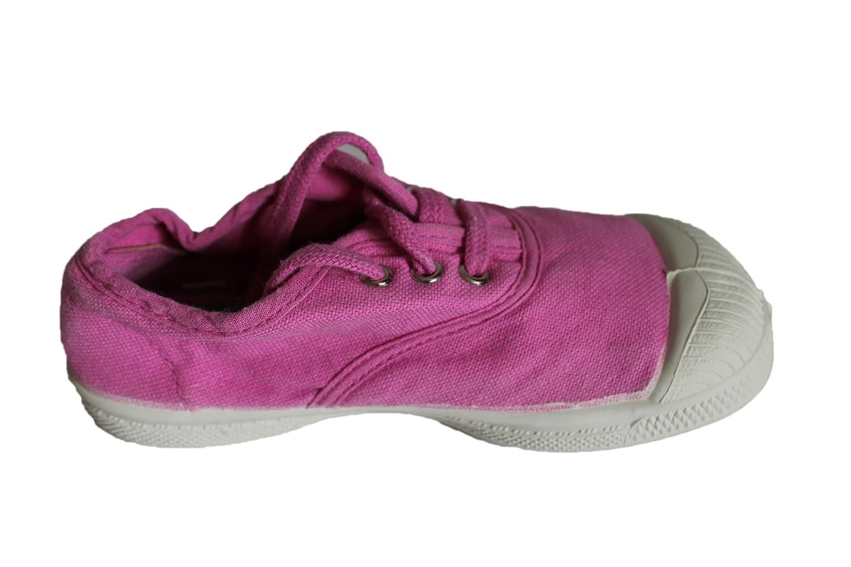 tennis bensimon fourrées haute violette mauve