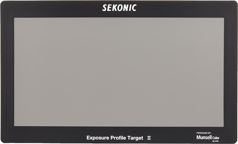 401-757 Sekonic Exposure Profile Target II