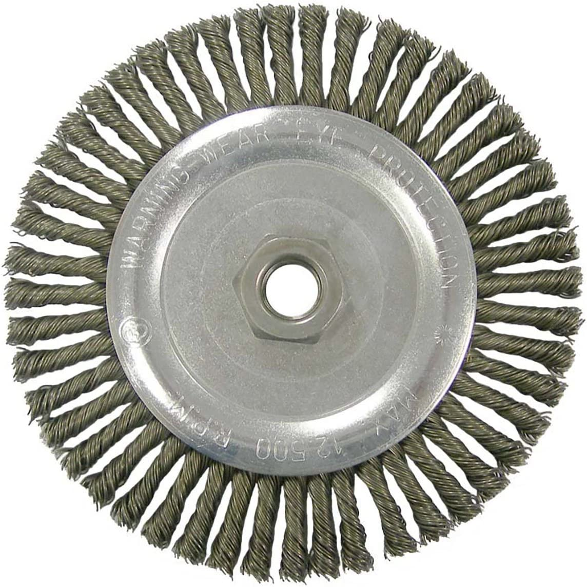 Vortec Pro Knot Wire Wheel Weiler 804-36297 6.88 in