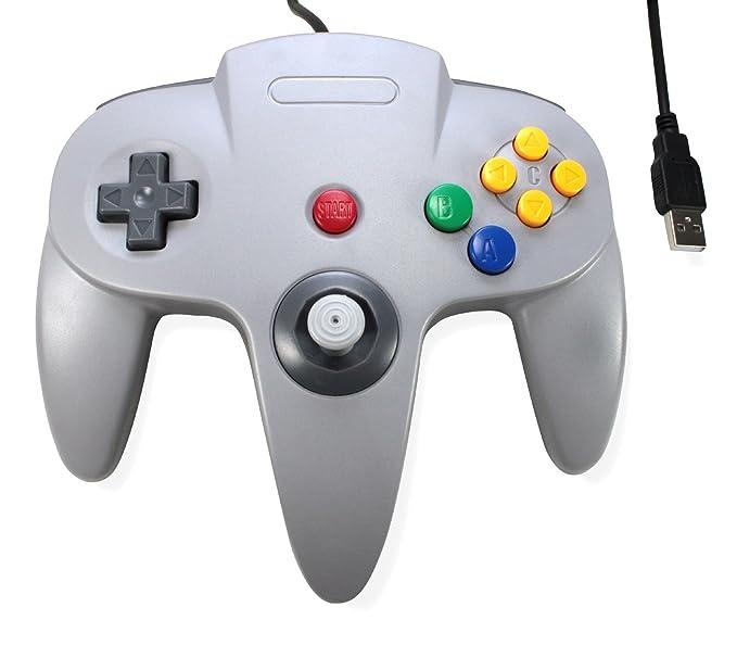 Lassic gaming controller gamepad controllers pad n64 nintendo 64.