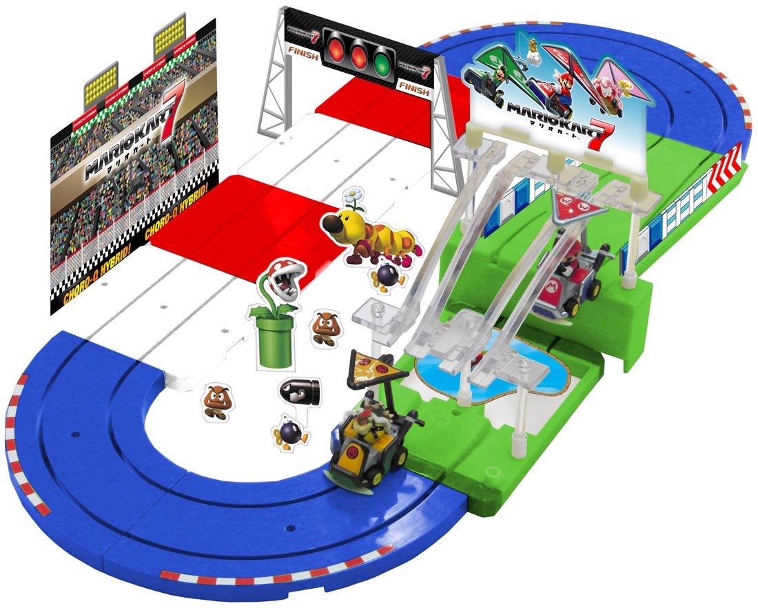 Choro-Q Mario Kart - DX Flying Circuit [Mario]
