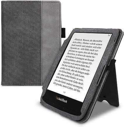 Kwmobile Flip Hülle Kompatibel Mit Pocketbook Touch Lux Elektronik
