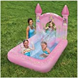 Disney Princess Enchanted Magical Castle Inflatable Pool by SwimWays