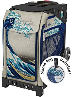 c20734d60799 ZUCA Sport Rolling Suitcase - Great Wave Insert Bag with Your Choice of  Frame