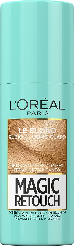 L'Oréal Magic Retouch Dye Spray Number 5, Blonde 75 ml L´OREAL 3600523193028