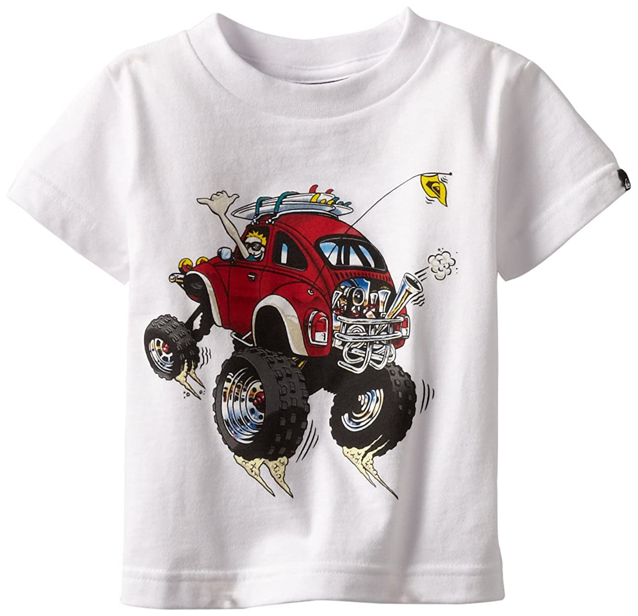 Amazon.com: Quiksilver Baby Boys Cabo Bound Camisa: Clothing