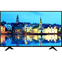 HISENSE H32AE5500 TV LED HD, 1366 x 768 Pixel, Natural Colour Enhancer, Quad Core, Smart TV VIDAA U, Crystal Clear Sound 12W, Tuner DVB-T2/S2 HEVC, Wi-Fi