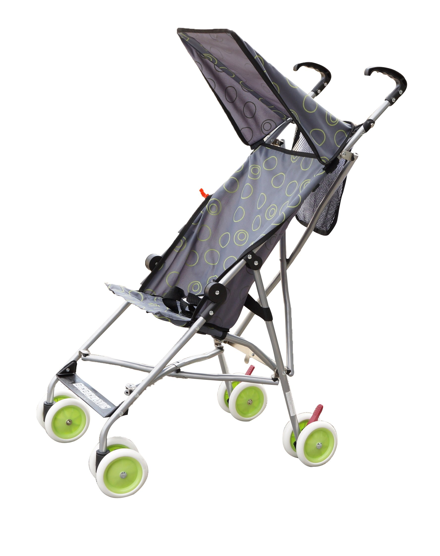 Umbrella Stroller (GREEN CIRCLES)