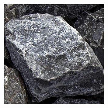 Zierkiesundsplitt Ardennen Grau Gabionensteine Bruchsteine 250kg Big