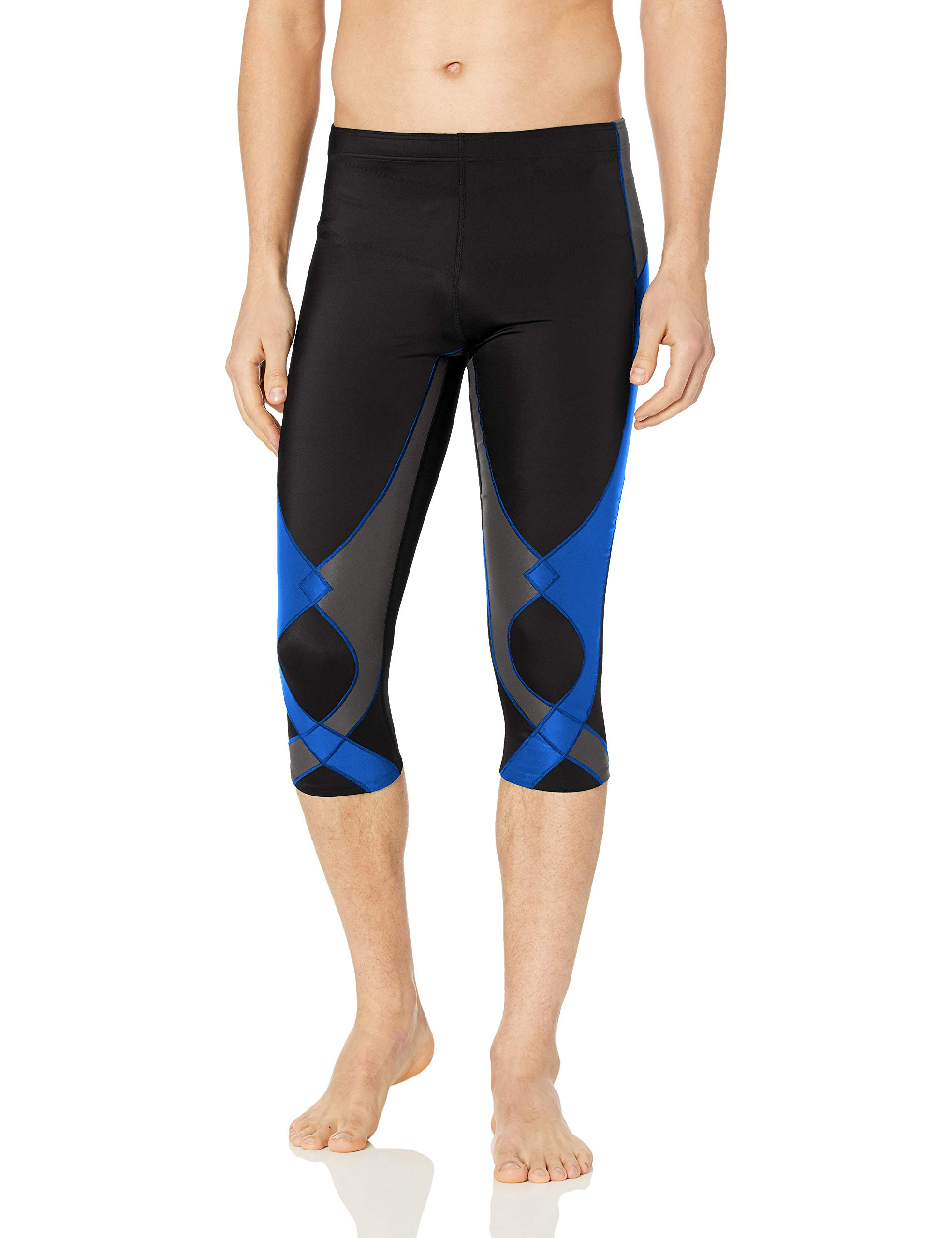 CW-X Men's Stabilyx Joint Support 3/4 Compression